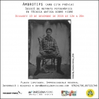 Ambrotypes (by appointment) Sat. Dec. 10th 2016 | Barcelona Visions