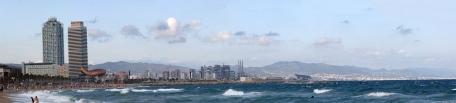 Skyline Barcelona | Barcelona Visions